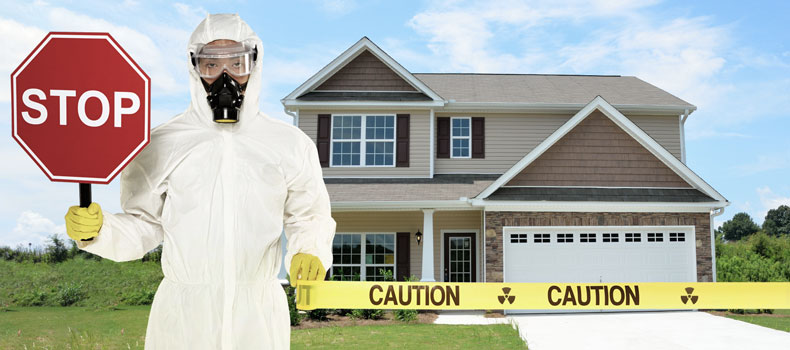 Have your home tested for radon by Spot On Home Inspections
