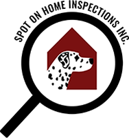 The Spot On Home Inspections logo